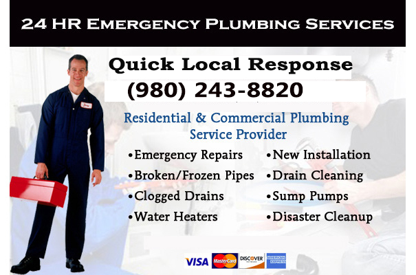Indian Trail plumbers